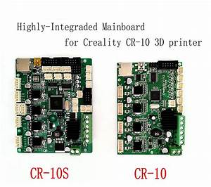 Creality 3d Printer Mainboard Upgraded Board Latest V2 1