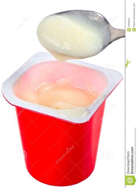 yoghurt royalty  stock photo image