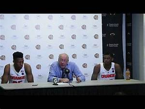 Watch Jim Boeheim's news conference after Syracuse ...
