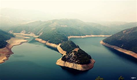 Liqeni i Fierzes by AntigonaArt on DeviantArt