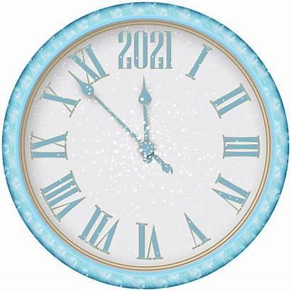 Clock Clip Snowy Happy Clipart Bonne Centerblog