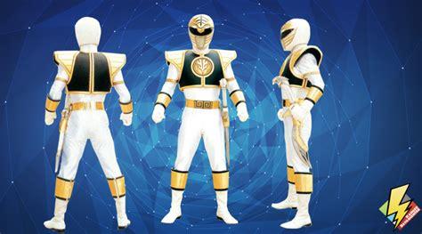 White Mighty Morphin Power Ranger – Ranger Retrocenter