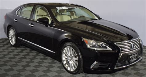 2013 Lexus Ls 460 Sedan For Sale Used Cars On Buysellsearch
