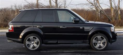 2010 Range Rover Sport Supercharged Brings The