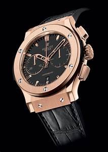 Montre Hublot Geneve : hublot classic fusion chronograph king gold lionel meylan vevey ~ Nature-et-papiers.com Idées de Décoration