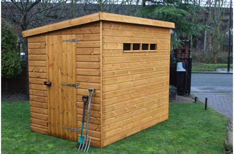 garden shed alarms security pent