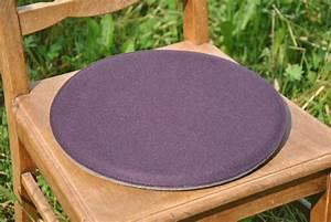 Sitzkissen Rund 50 Cm : stuhlkissen filz rund d 38 cm oder 40 cm von tischlerei kl pfer ~ Orissabook.com Haus und Dekorationen