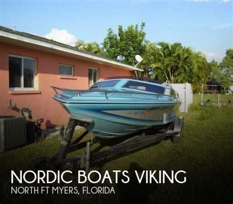 Viking Brand Boats by Nordic Boats Viking For Sale In Ft Myers Fl For