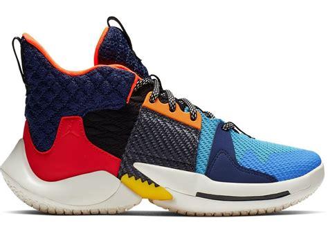 Jordan Why Not 0.2 Future History (GS) | Jordans, Sneakers ...