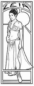 Coloring Pages Of Princess Leia