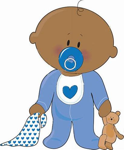 Boy Clip Clipart Cartoon Teddy Ethnic Babies