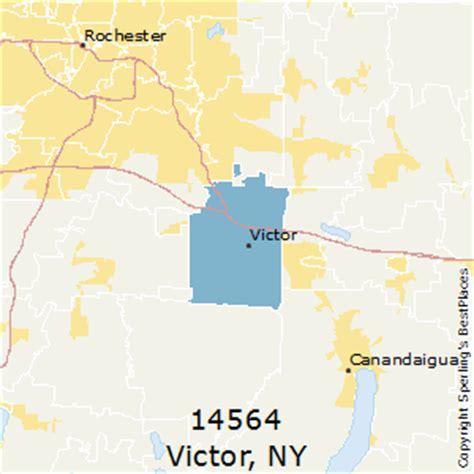 places    victor zip   york