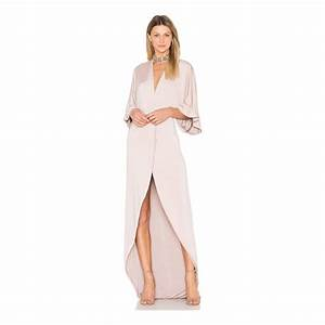 trubridal wedding blog 50 most pinned nude and blush With robe peche
