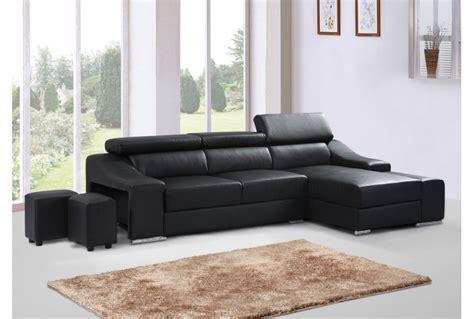 canape d angle cuir conforama canapé d 39 angle cuir conforama