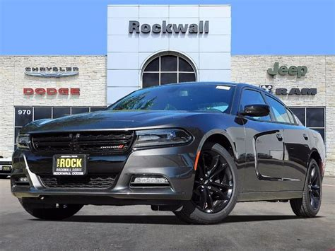 New 2018 DODGE Charger SXT Plus Sedan in Rockwall #