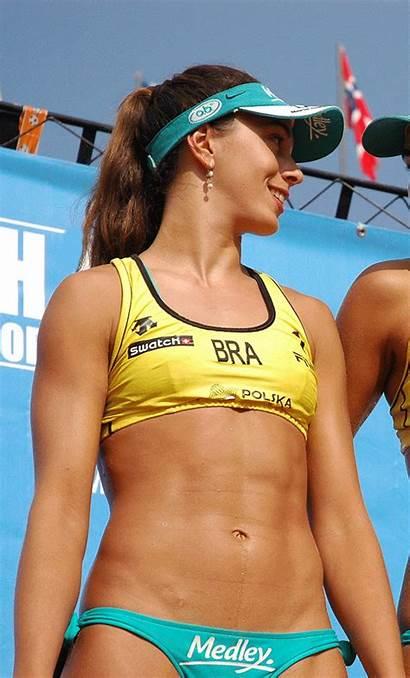 Brazilian Volleyball Players Brazillian Photoshop Brazil Treatment