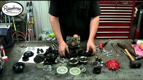 rittenhouse hypro   diaphragm pump repair pt youtube