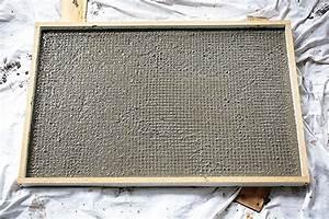 Beton Tisch Diy : die wohngalerie betonplatte selbermachen der neuste ~ A.2002-acura-tl-radio.info Haus und Dekorationen