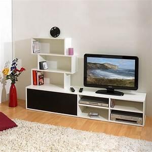 revgercom meuble tv laque rouge idee inspirante pour With photos de meubles de salon 9 paul blanc menuiserie nos realisations de meubles chambre