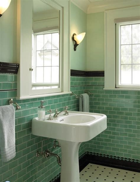 Bathroom Ideas Green Walls