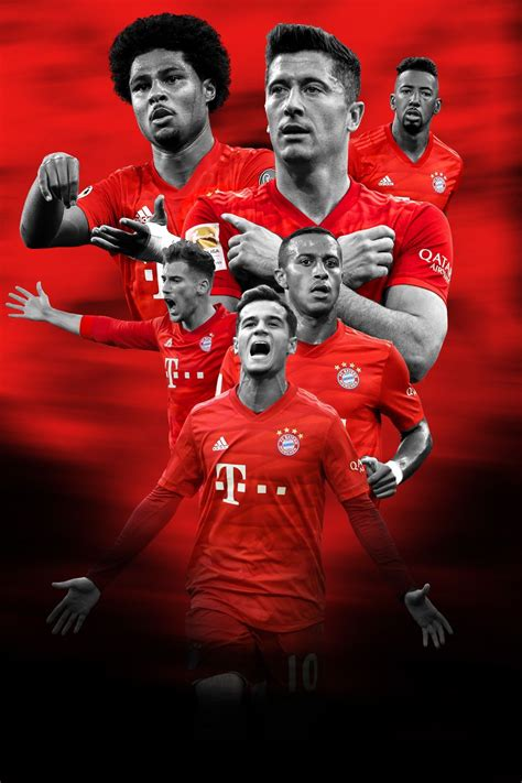 Lewandowski Champions League Wallpapers - Wallpaper Cave