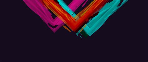 minimalistic abstract colors simple background  hd