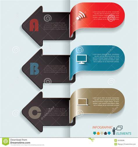 modern vector template business presentation infographics