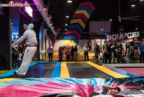 Tappeti Elastici Torino by Bounce Inc Torino Nichelino Cosa Vedere Guida Alla Visita