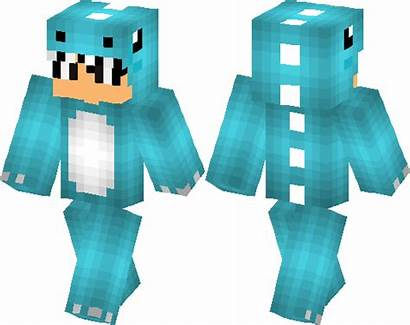 Skin Onesie Dinosaur Boys Minecraft Skins Boy