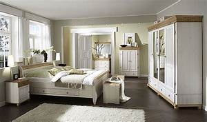 Schlafzimmer Helsinki Kiefer Massiv Kiefern Mbel