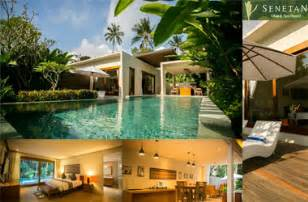 Senetan Villas & Spa Resort, Hotel In Bali