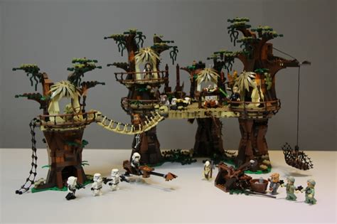 Lego Star Wars Lego Ewok Village (10236) Reviewed By