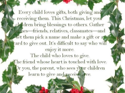 christmas giving quotes books gift quotesgram