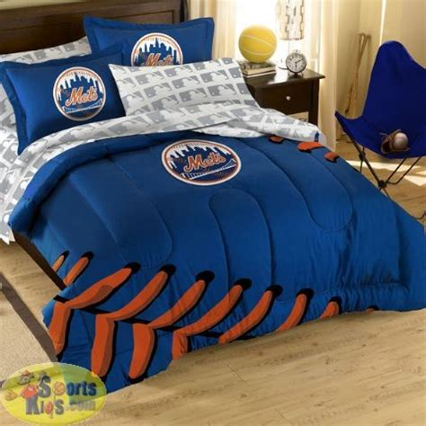 northwest york mets comforter bed in a bag set