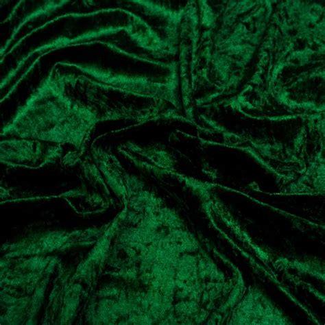 panne de velours vert sapin panne de velours au metre