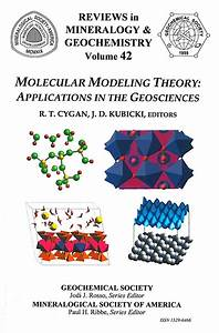 Mineralogical Society of America - Molecular Modeling ...
