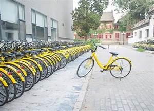 China's bike-sharing battle looks a lot like its ride ...