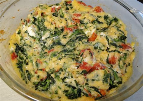 cuisine florentine polenta florentine recipe food com
