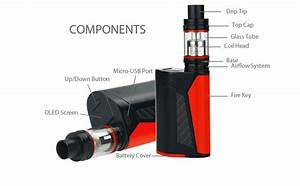 Smok Gx350 With Tfv8 Full Kit W  O Battery
