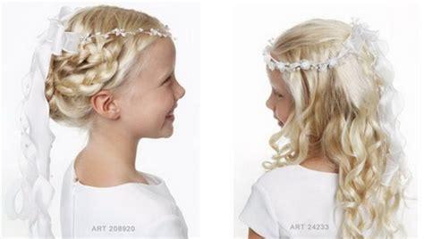 erstkommunion frisuren nachmachen kommunion frisuren bilder