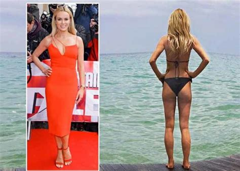 Did Amanda Holden Photoshop Her Own Holiday Snaps?