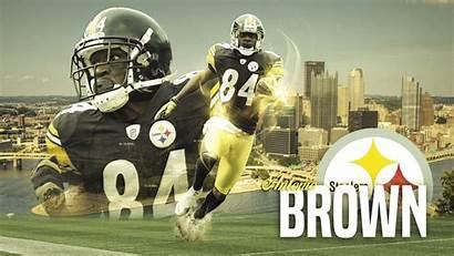 Steelers Pittsburgh Antonio Brown Wallpapers 1080 Sports