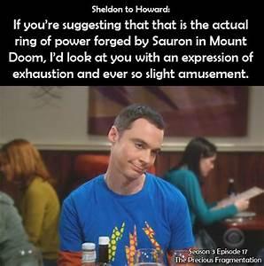 Sheldon does derision best.   BBT   Pinterest   Big Bang ...