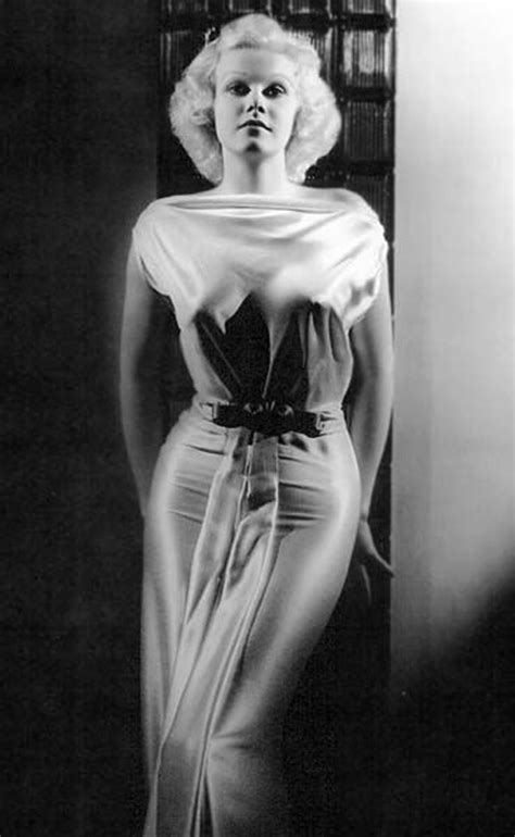 Cinema Style File The S Glamour Of Jean Harlow GlamAmor