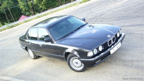Bmw 7 Series Sedan Hd Picture by 1990 Bmw 7 Series Sedan Specifications Pictures Prices