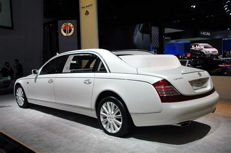 Maybach Landaulet 2011 The Luxury Cars Specification