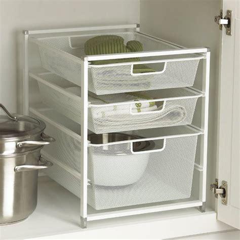 under cabinet shelving bathroom white cabinet sized elfa mesh drawers under sink