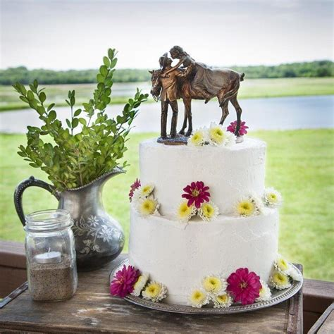 western cake toppers for wedding cakes western wedding cake topper b5220024 1245