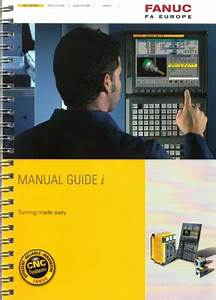 Fanuc Trainingsboek Manual Guide Draaien