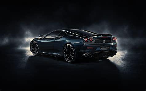 Ferrari F430 Black Wallpapers Images Photos Pictures
